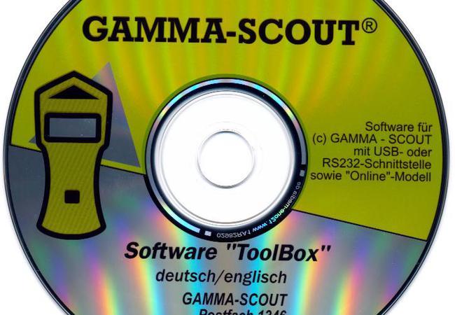 CD Software GAMMA ToolBox